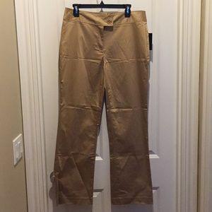 NWT Grace Elements size 12 Dress Pants